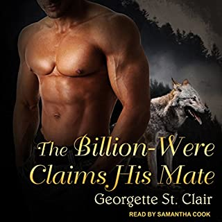 The Billion-Were Claims His Mate cover art
