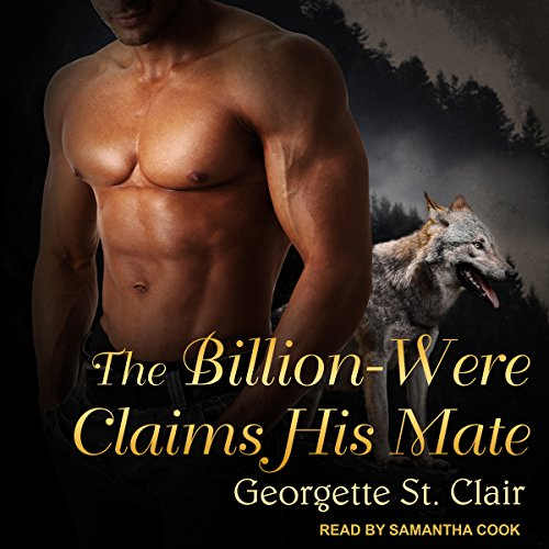 The Billion-Were Claims His Mate audiobook cover art