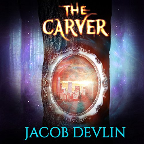 The Carver audiobook cover art