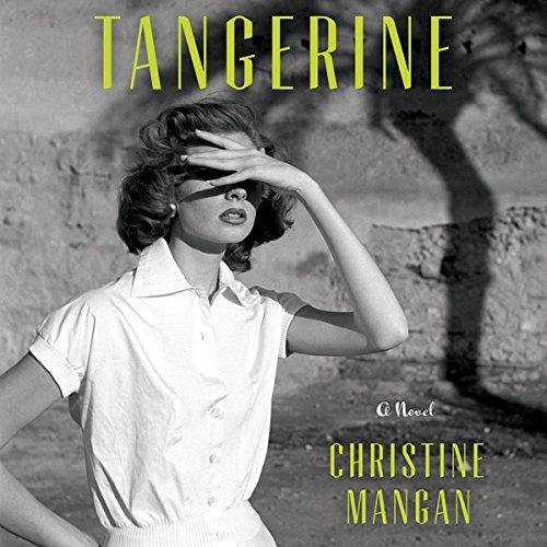 Tangerine audiobook cover art