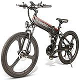 OUXI LO26 Bicicleta de montaña para Adultos, Bicicletas eléctricas...