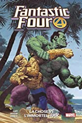 Fantastic Four T04 - La Chose Vs L'immortel Hulk de Dan Slott