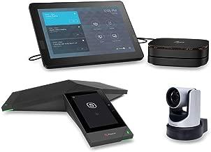 Polycom + HP SRS Medium Bundle for Microsoft Teams (6230-85690-001) - Polycom Trio 8500 + HP Slice + EagleEye IV USB Camera