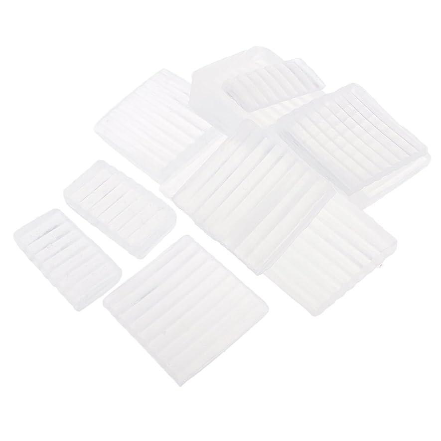 ブランクエーカー主婦約500g ホワイト 透明 石鹸ベース DIY 手作り 石鹸 材料
