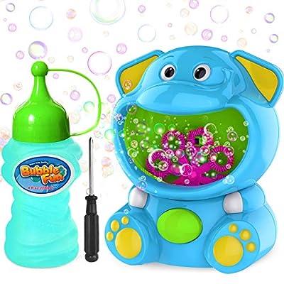 WisToyz Bubble Machine Bubble Blower from WisToyz