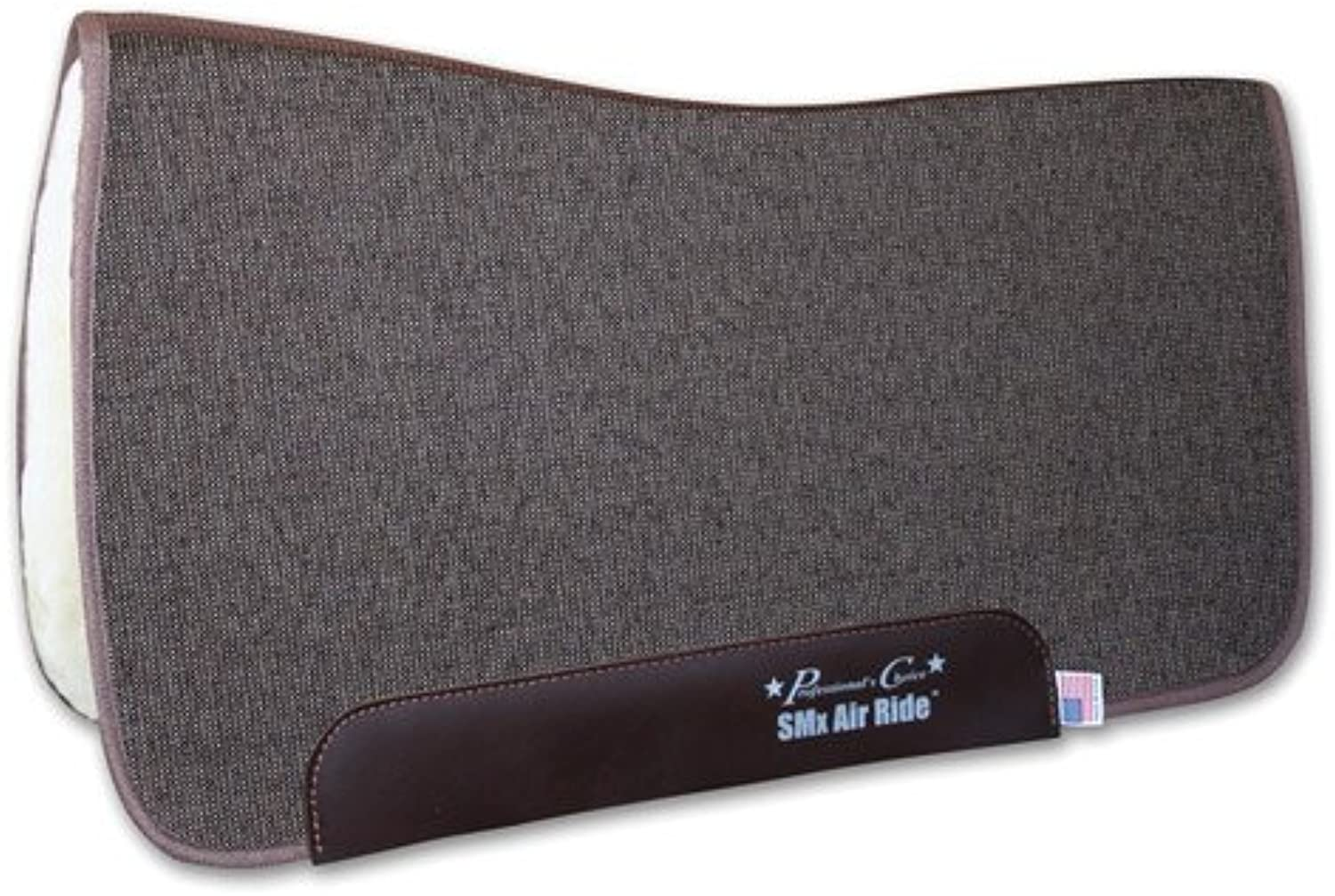 Professionals Choice 30X32 Equine Smx Air-Ride All Around Saddle Pad