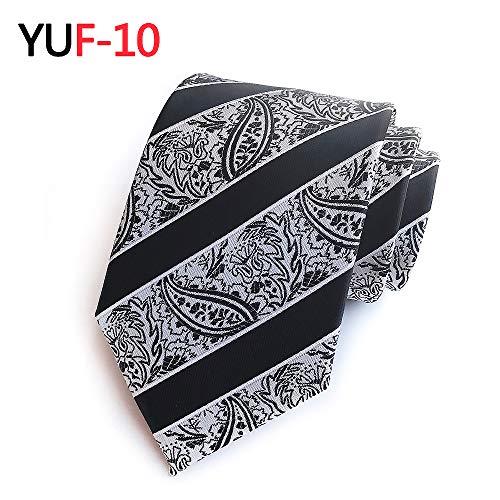 Buy-To Modieuze das voor mannen vanaf 8 cm breedte YUF-10-18