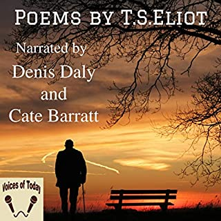 Poems by T. S. Eliot cover art