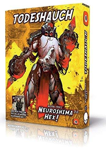 Portal Games 1004 - Neuroshima Hex! 3.0: Todeshauch Erweiterung (deutsche Ausgabe)