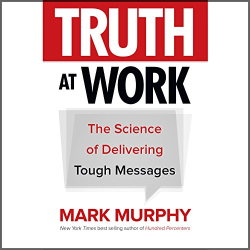 Truth at Work audiobook cover art