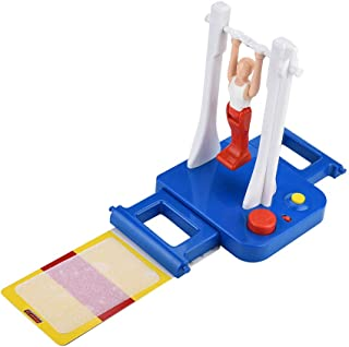 Horizontal Bar Gymnast Game High Bar Dismount Anxiety Attention For ADHD Autism