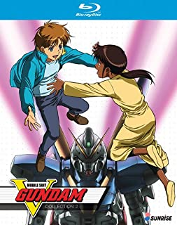 Mobile Suit Victory Gundam Collection 2 [Blu-ray] [Import]