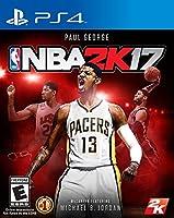 NBA 2K17 Early Tip Off Edition【初回封入特典】ゲーム内通貨VC5,000単位、MyTEAM Bundle、My Playerモード用ジャージなどのゲーム内アイテムの含まれるDLC封入 (香港中国語/英語) [並行輸入品]