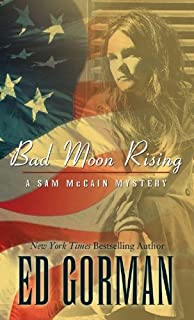 Bad Moon Rising (Thorndike Press Large Print Mystery Series)