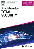 Bitdefender Total Security MultiDevice|Standard|3|18 Monate|PC+Mac+Android+iOs|Download|Download -