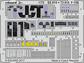 Eduard 1:72 F-15E PE Detail Set for Great Wall Hobby #73615