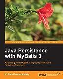 Java Persistence with MyBatis 3 (English Edition)