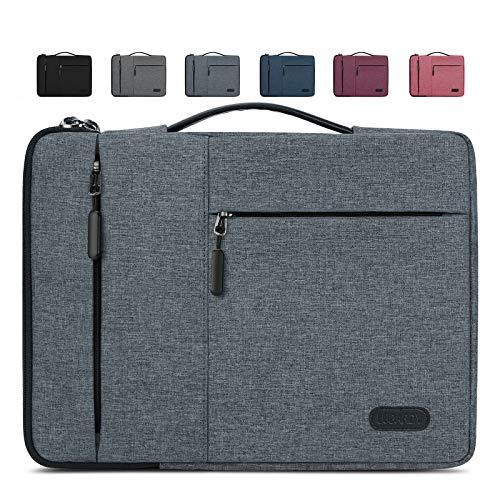 Lubardy Laptophülle 14 Zoll Stoßfest Laptoptasche Schutzhülle Wasserdicht Laptop Sleeve Hülle Kompatibel mit MacBook Air/MacBook Pro 13-13,3