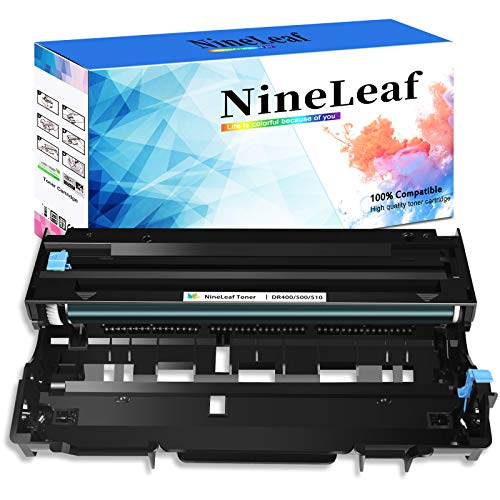 NineLeaf Compatible Drum Unit Replacement for Brother DR510 DR-510 HL-5100 HL-5130 HL-5140 HL-5150D HL-5150DLT HL-5170DN HL-5170DNL MFC-8220 MFC-8440 MFC-8640 MFC-8840D MFC-8840DN DCP-8040 (1 Pack)