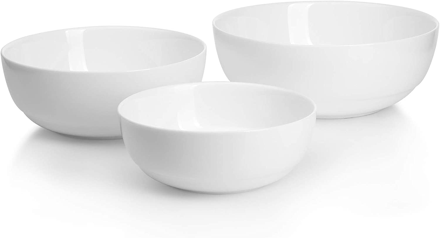 CR Creative Lifestyles Serving Bowls Bowl White 18-28-42 Sales of SALE items from new works lowest price Ounce