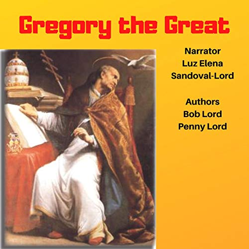 Gregory the Great audiobook cover art