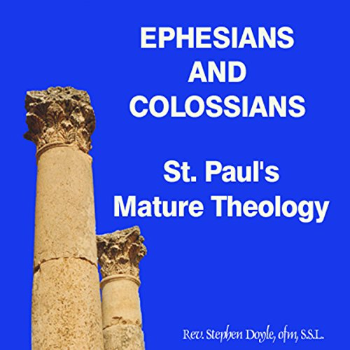 Ephesians and Colossians cover art