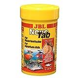 JBL NovoTab 30230 Alleinfutter fr fleischfressende Aquarienfische, Tabletten 100 ml