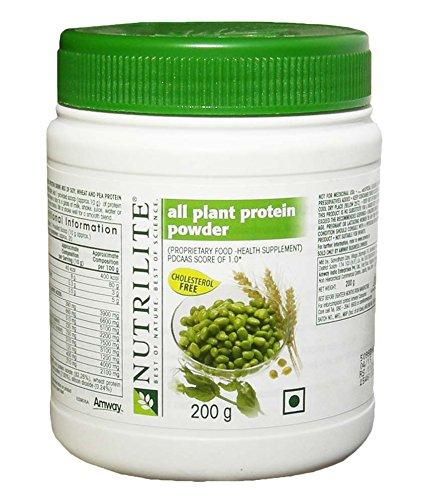 Amway NUTRILITE Polvo de proteínas Vegetales 200mm