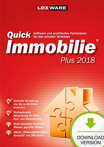 Quickimmobilie 2018 Plus [PC Download]