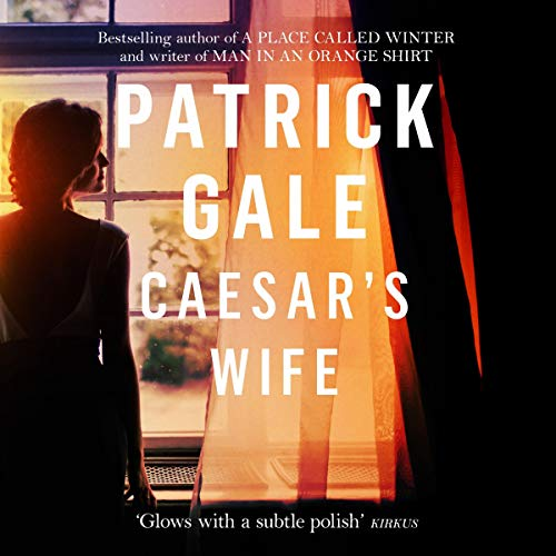 Caesar's Wife audiobook cover art
