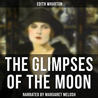 The Glimpses of the Moon audiobook cover art