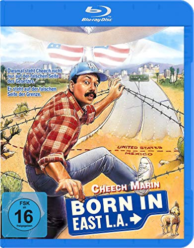 Born in East L.A. [Blu-ray]