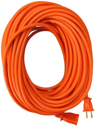 Master Electrician 02209ME Cheap super special price 100-Feet Ultra-Cheap Deals Extension Round Vinyl Cord