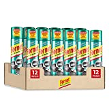 Fornet Sgrassatore Spray per Forni e Barbecue, Formula non Aggressiva, Senza Soda Caustica, 300ml x 12 Pezzi
