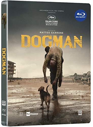 Dogman [Blu-ray] Marcello Fonte