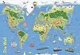 Mein Lernposter: Die Welt