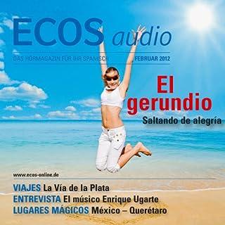ECOS audio - El gerundio. 2/2012 Titelbild