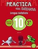 Practica con Barcanova 10. Lengua castellana: La G y la J (Materials Educatius - Material complement...