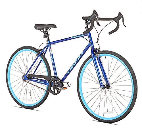 Takara Kabuto Single Speed Road Bike, Blue, Small/50cm