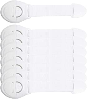 Joycare Child Baby Toddler Infant Safety Lock for Drawers, Fridges, Cabinets etc (8 Pieces)
