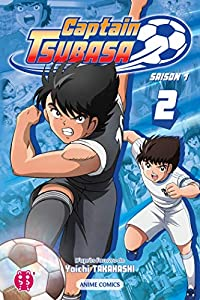 Captain Tsubasa - Saison 1 Edition simple Tome 2