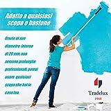 Immagine 2 tradelux rullo per pittura professionale