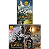 Terry Brooks Fall of Shannara Series 3 Books Collection Set (The Black Elfstone, The Skaar Invasion, The Stiehl Assassin)