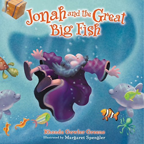 Jonah and the Great Big Fish (English Edition)