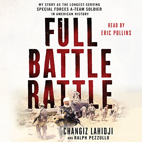 Full Battle Rattle audiobook cover art