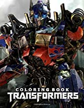 TRANSFORMERS Coloring Book: Great 22 Illustrations for Kids (2020)