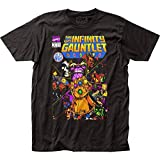Thanos The Infinity Gauntlet Fitted Jersey Tee Unisex