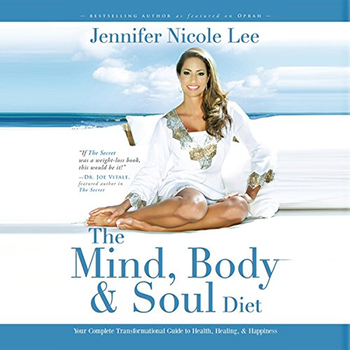 The Mind, Body & Soul Diet audiobook cover art