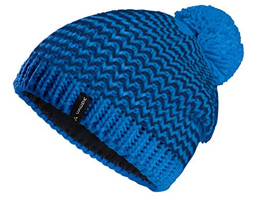 VAUDE Kinder Suricate Beanie IV Accessories, Radiate Blue, S