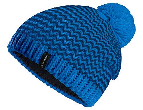 VAUDE Kinder Suricate Beanie IV Accessories, Radiate Blue, M